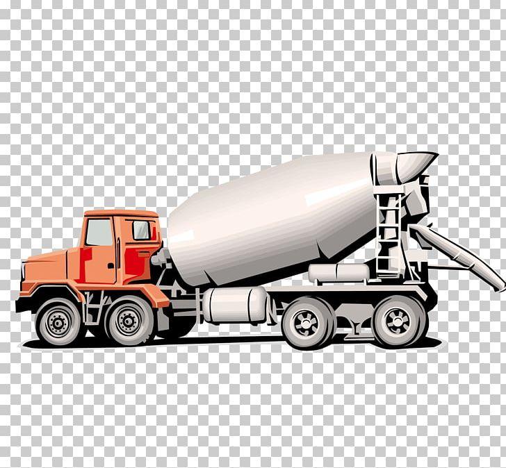 Ready mix clipart graphic freeuse stock Concrete Mixer Ready-mix Concrete Truck Heavy Equipment PNG ... graphic freeuse stock