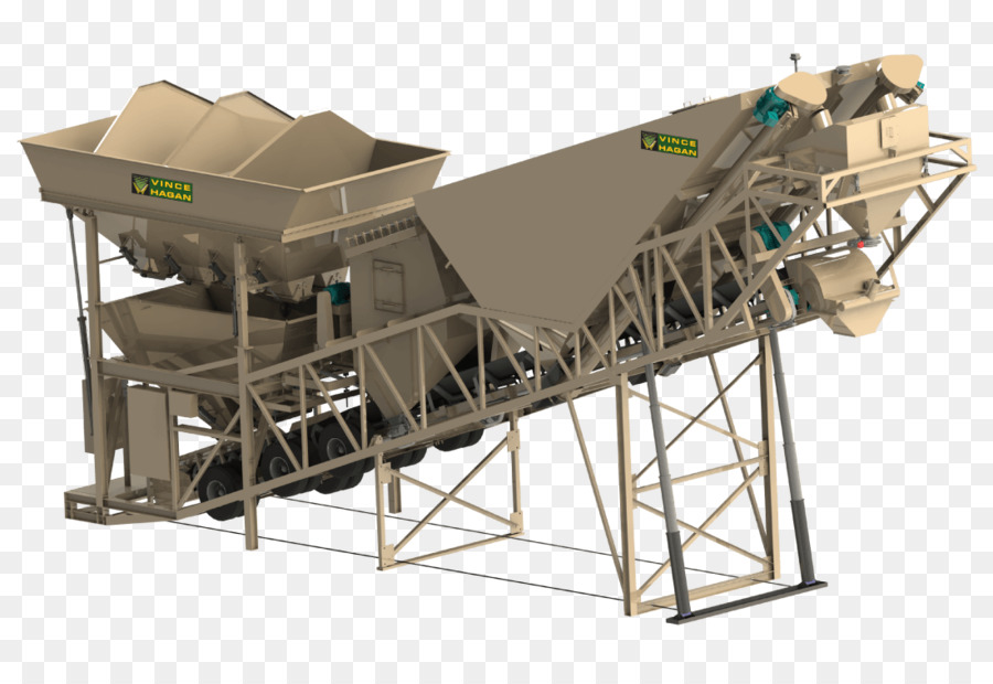 Ready mix clipart png free stock mobile concrete mobile batching plant clipart Concrete plant ... png free stock