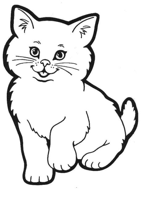 Real cat drawing clipart vector free Real cat drawing clipart - ClipartFest vector free