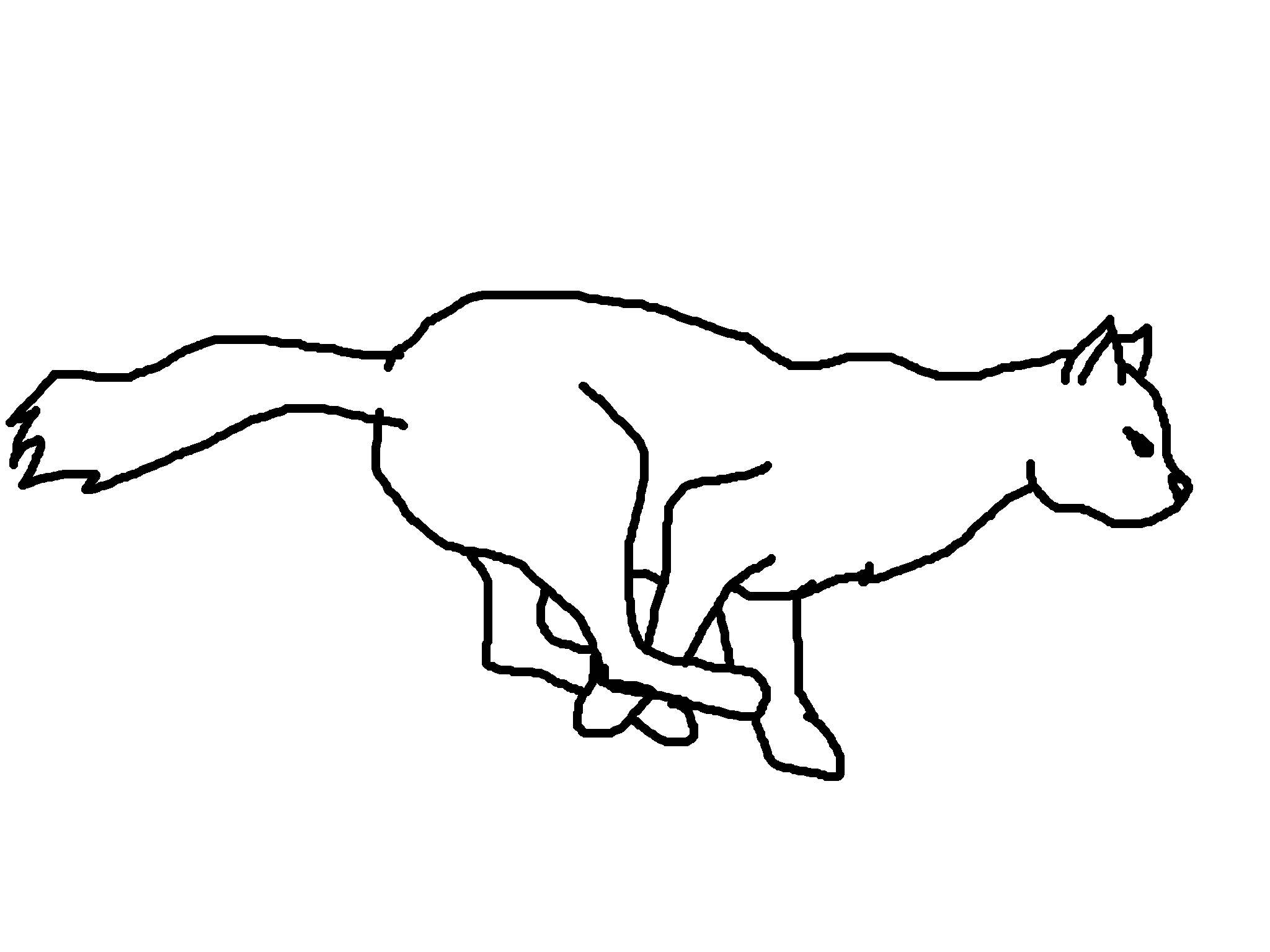 Real cat drawing clipart svg library Realistic Cat Clipart - Clipart Kid svg library