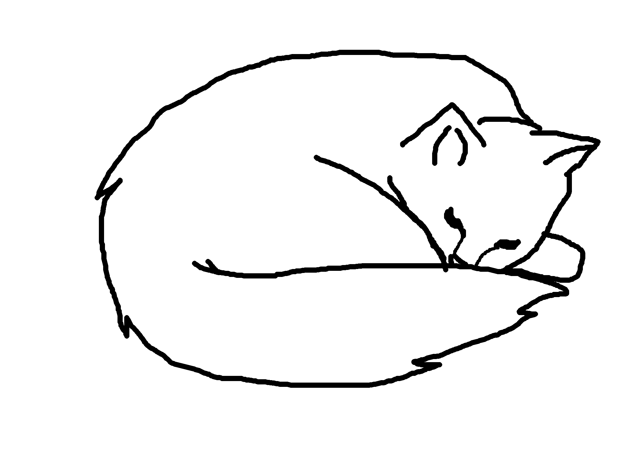 Real cat drawing clipart image royalty free library Real cat drawing clipart - ClipartFest image royalty free library
