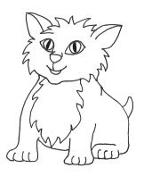 Real cat drawing clipart picture library library Cat Clip Art, Cat Sketches, Cat Drawings & Graphics picture library library