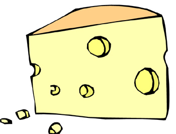 Real cheese logo clipart svg free stock Cheese clipart images - ClipartFest svg free stock