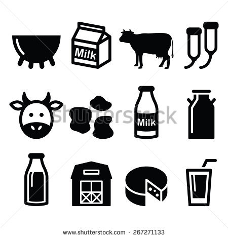 Real cheese logo clipart clip art black and white library Vector Cheese Milk Logos Dairy Products Stock Vector 344824088 ... clip art black and white library