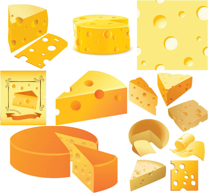 Real cheese logo clipart image Cheese Free Clipart - Clipart Kid image