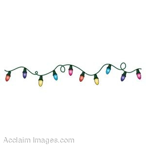 Real christmas lights clipart royalty free download Christmas lights clipart images - ClipartFest royalty free download