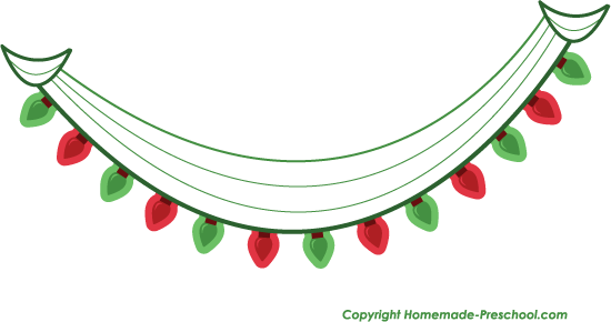 Real christmas lights clipart png library Real christmas lights clipart - ClipartFest png library