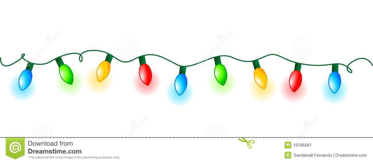 Real christmas lights clipart image freeuse Real christmas lights clipart - ClipartFest image freeuse