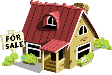 Real estate house clipart vector Real estate house clipart - ClipartFest vector