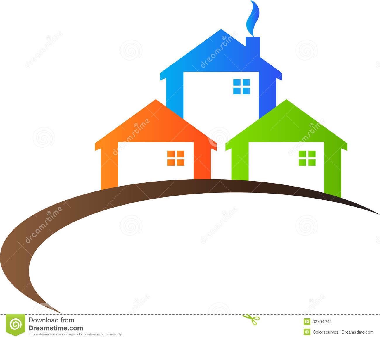 Real estate logo clipart banner Real estate logo clipart - ClipartFest banner