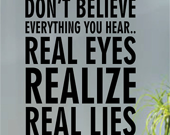 Real eyes realize real lies clipart clip transparent stock Real eyes realize real lies clipart - ClipartFest clip transparent stock