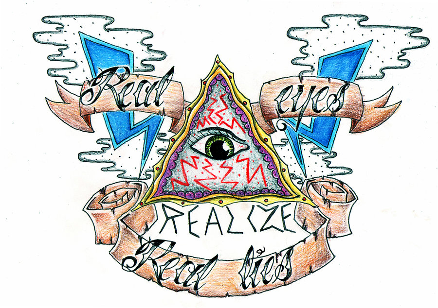 Real eyes realize real lies clipart svg royalty free real eyes by TeenageQueer on DeviantArt svg royalty free