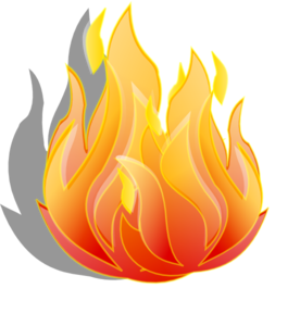 Real fire clipart image transparent Free Fire Clipart & Fire Clip Art Images - ClipartALL.com image transparent