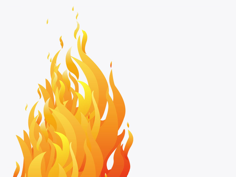 Real fire clipart svg library library Realistic Fire Flames Clipart | Clipart Panda - Free Clipart Images svg library library