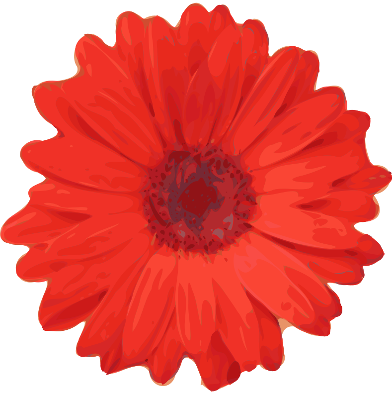 Real flower clipart image free Real flower clip art - ClipartFest image free