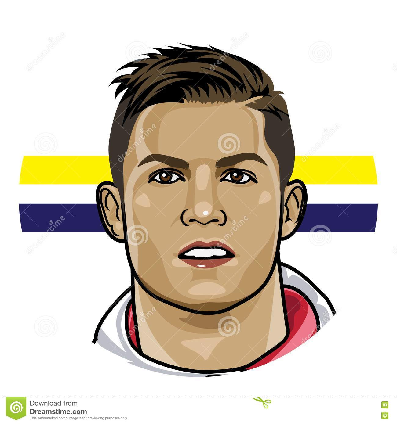Real madrid clipart banner free download Real madrid clipart cr7 - ClipartFox banner free download