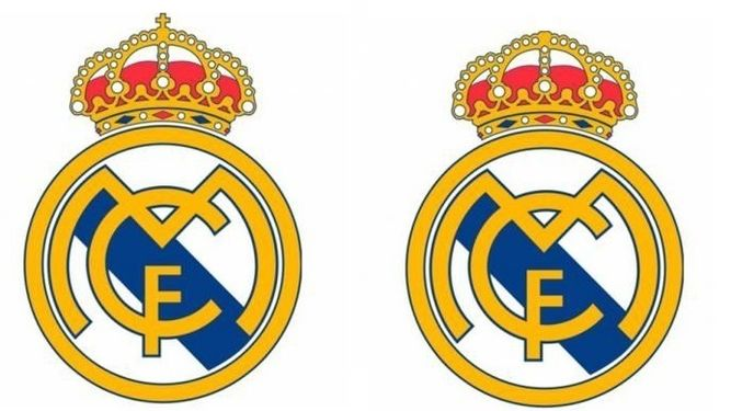 Real madrid clipart clipart black and white library MIDDLE EAST – SPAIN Real Madrid drops the cross from its crest to ... clipart black and white library
