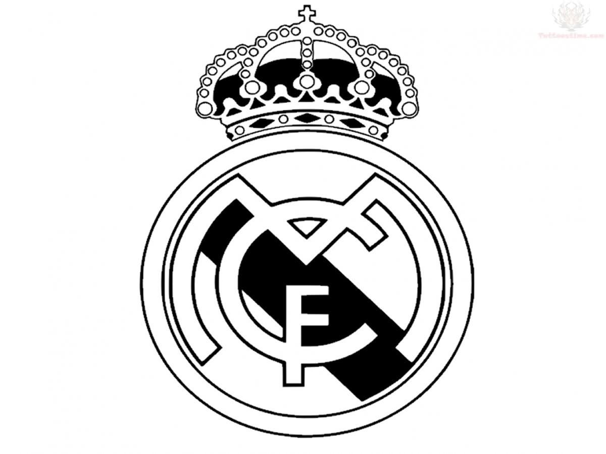 Real madrid clipart vector black and white stock 1000+ images about Real Madrid Fans on Pinterest | Toni kroos ... vector black and white stock