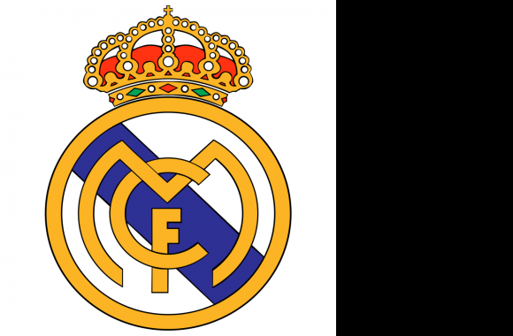 Real madrid logo clipart graphic free library Real Madrid CF Logo 3D Download in HD Quality graphic free library