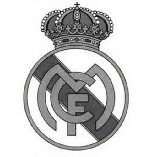 Real madrid logo clipart graphic library stock Real madrid 3d clipart - ClipartFox graphic library stock
