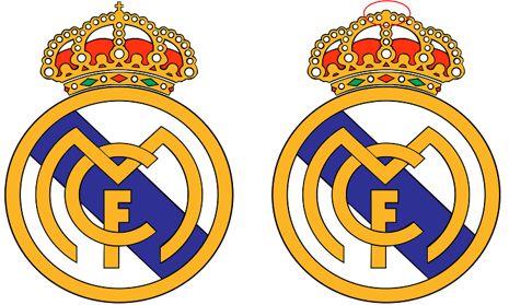Real madrid logo clipart vector transparent stock MINA Breaking News - Real Madrid removes Cross from Logo, to ... vector transparent stock
