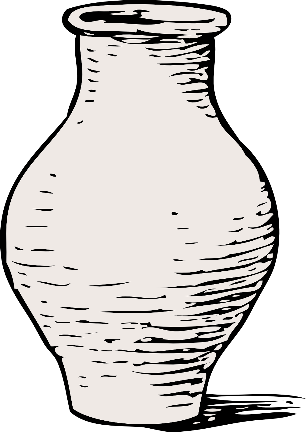 Real white vase clipart picture Vase Clipart Black And White   Clipart Panda - Free Clipart Images picture