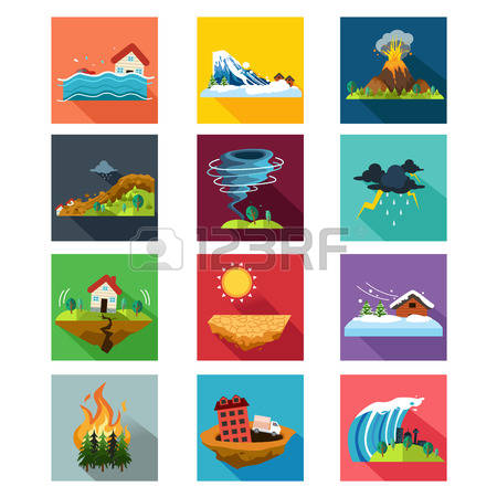 Real world disaster clipart png black and white 25,822 Disaster Stock Illustrations, Cliparts And Royalty Free ... png black and white