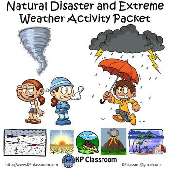 Real world disaster clipart banner royalty free 1000+ ideas about Natural Disasters For Kids on Pinterest ... banner royalty free