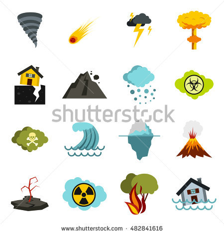 Real world disaster clipart jpg freeuse library Natural Disaster Stock Images, Royalty-Free Images & Vectors ... jpg freeuse library