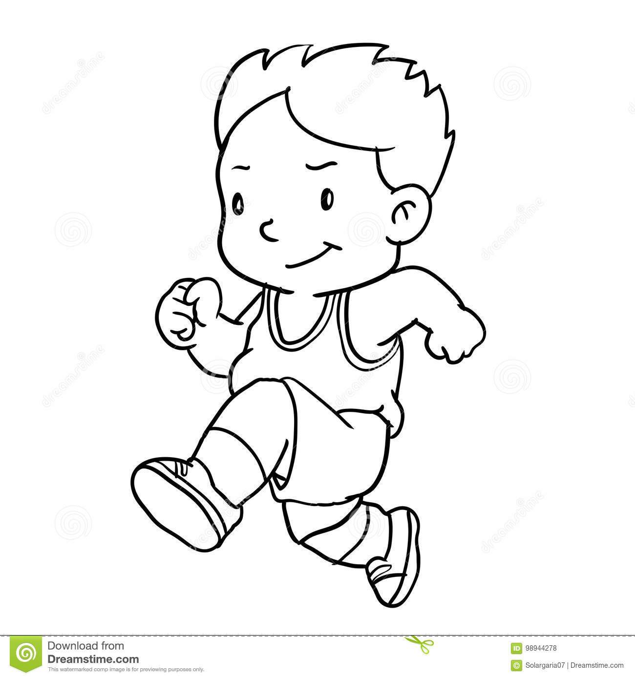 Realistic children changing clothes clipart black and white jpg free stock Clipart Child Drawing at PaintingValley.com | Explore ... jpg free stock