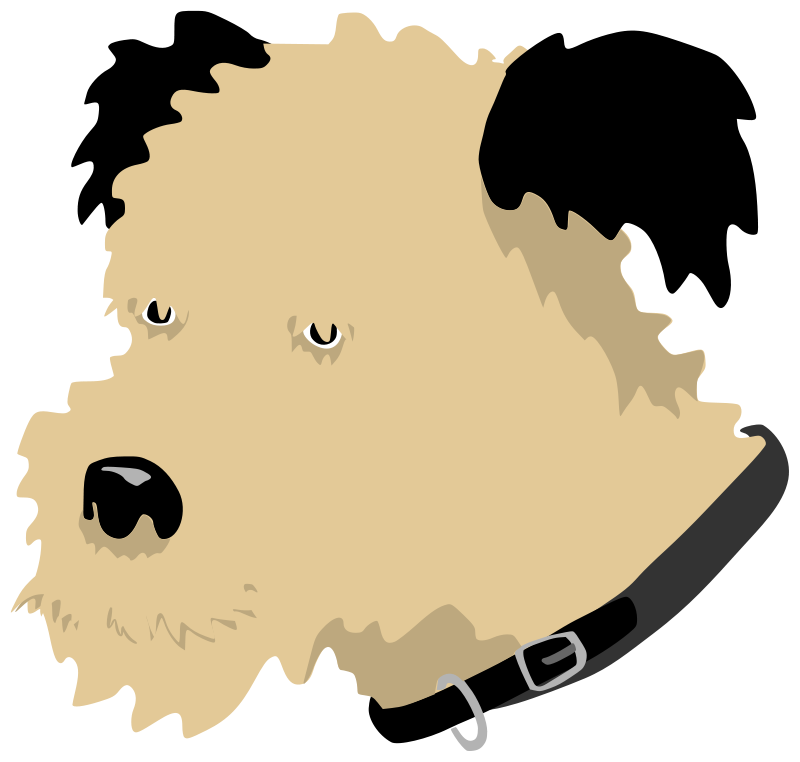 Realistic dog clipart banner freeuse Dog Clip Art Download banner freeuse