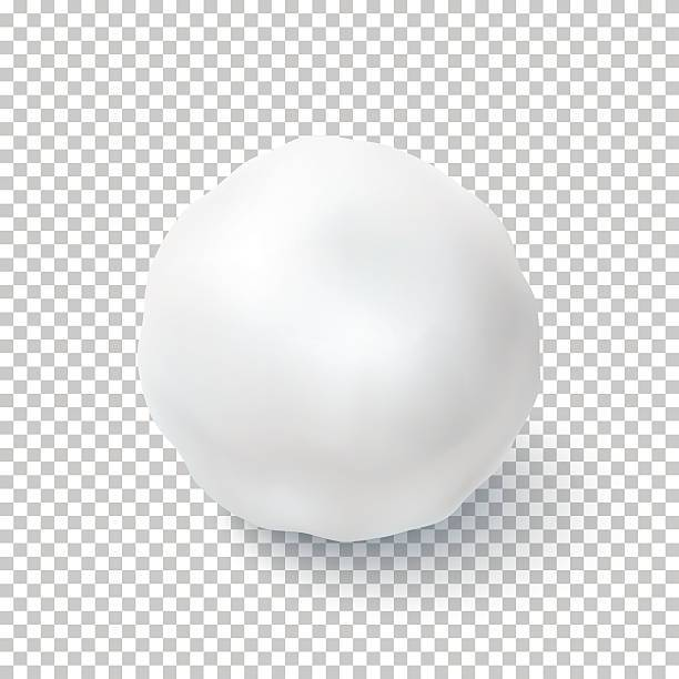Realistic snow clipart svg library library Realistic snow ball isolated on transparent background ... svg library library