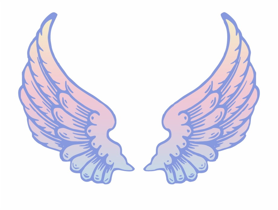 Angel Wings Lightwing Co Page Octopus Clipart - Angel Wings ... clip