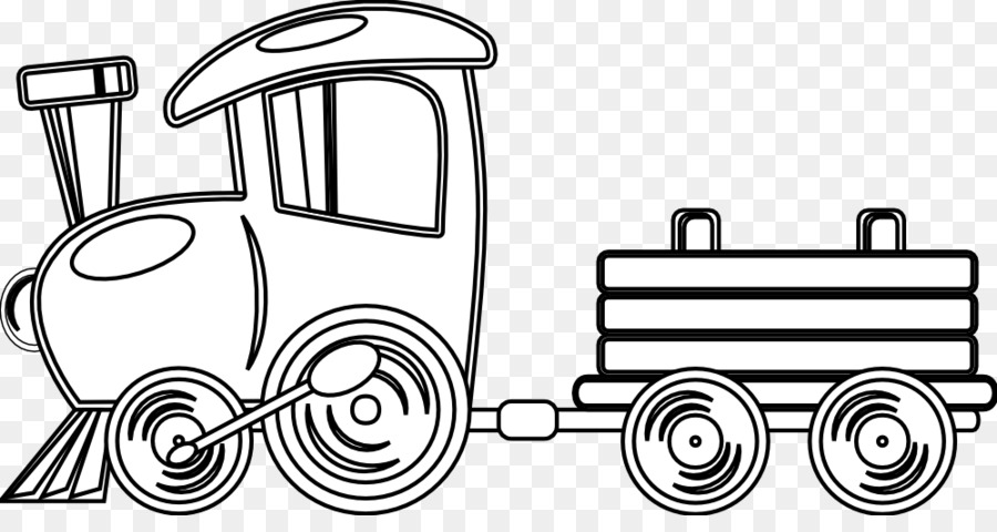 Rear of caboose clipart black and white jpg library library Book Black And White png download - 999*516 - Free ... jpg library library