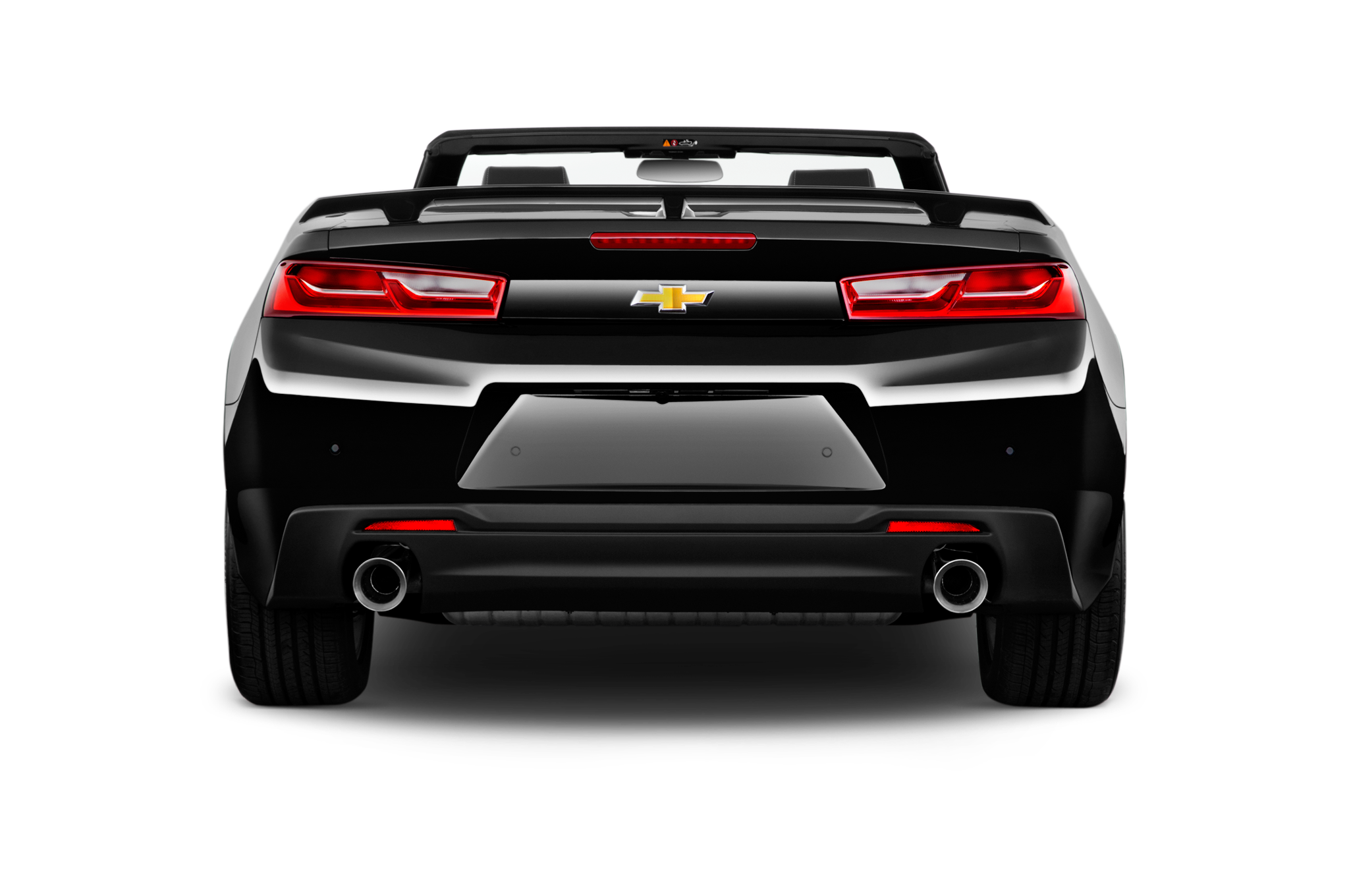 Rear view of car clipart jpg black and white stock Best Chevrolet Camaros of SEMA 2017 | Automobile Magazine jpg black and white stock