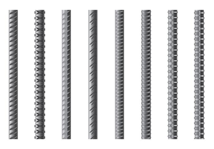 Rebar clipart picture library library Set Of Rebar Vector - Download Free Vectors, Clipart ... picture library library