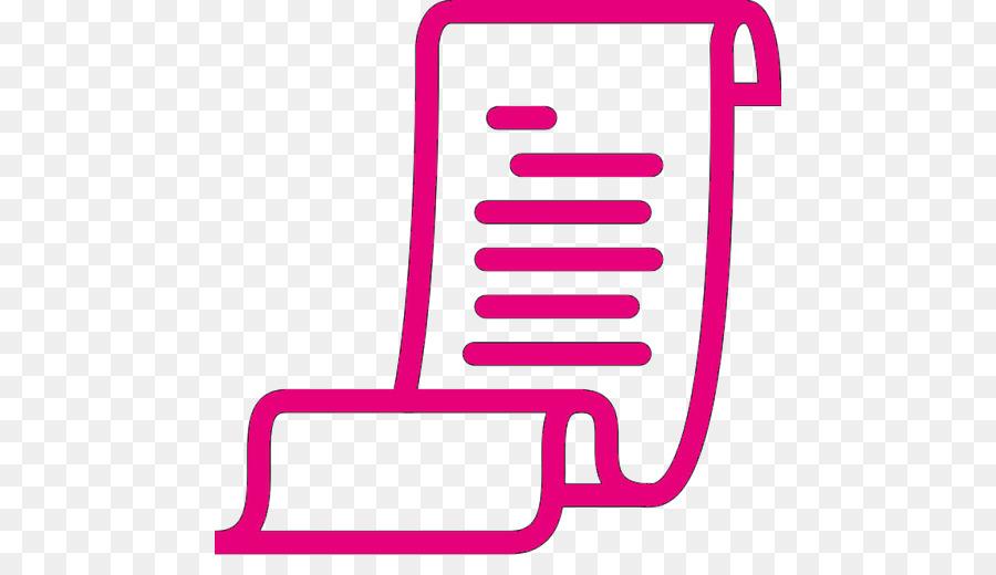 Reciepts clipart clip transparent stock Invoice Icon png download - 512*512 - Free Transparent ... clip transparent stock