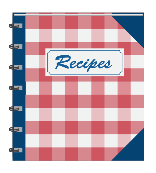 Free Cookbooks Cliparts, Download Free Clip Art, Free Clip ... png black and white stock