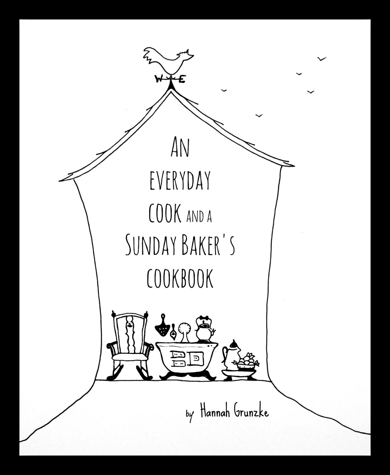 Recipe book clipart free black and white image black and white library Clipart Cookbook Cover ✓ All About Clipart image black and white library