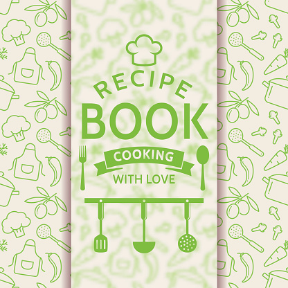 Recipe book cover clipart banner library stock Recipe book cover clipart - ClipartFest banner library stock