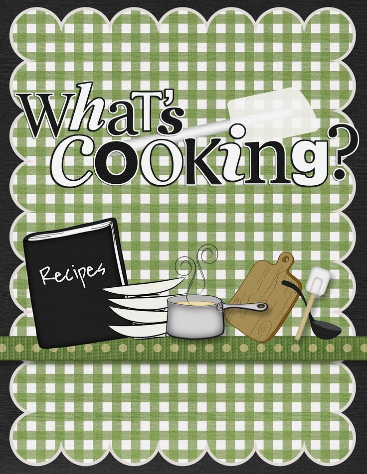 Recipe book cover clipart svg library download 17 Best ideas about Recipe Book Covers on Pinterest | Homemade ... svg library download