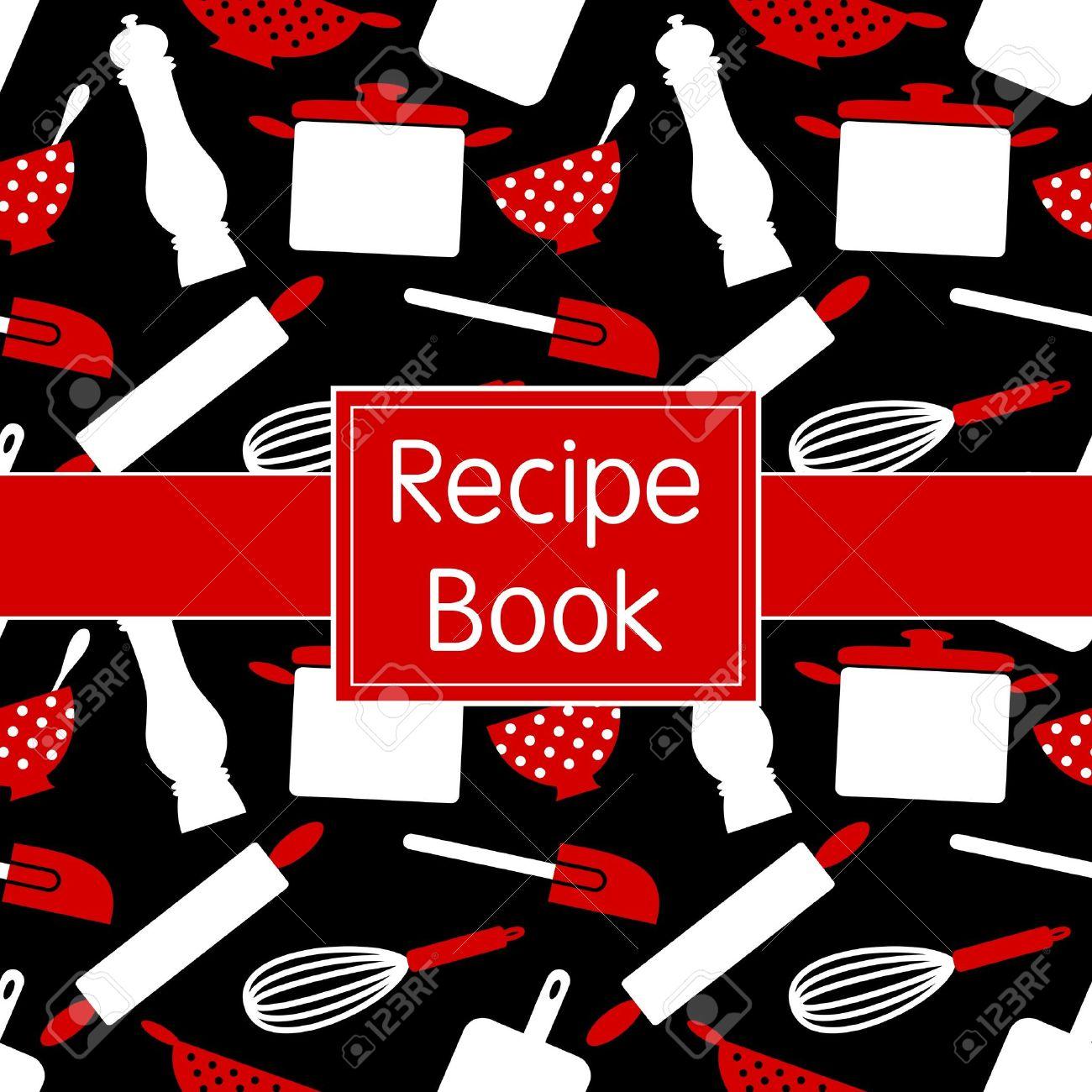 Recipe book cover clipart png transparent download Recipe book cover clipart - ClipartFest png transparent download