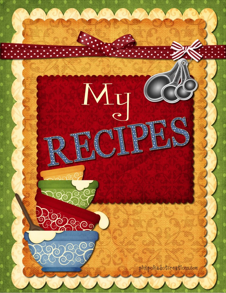 Recipe book cover clipart vector free stock 1000+ images about Recipe scrapbook on Pinterest | Mini scrapbooks ... vector free stock