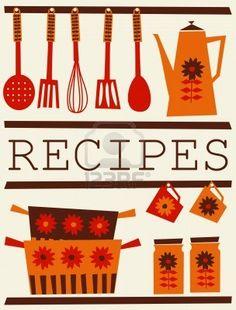 Recipe book cover clipart clip download Recipe book cover clipart - ClipartFest clip download