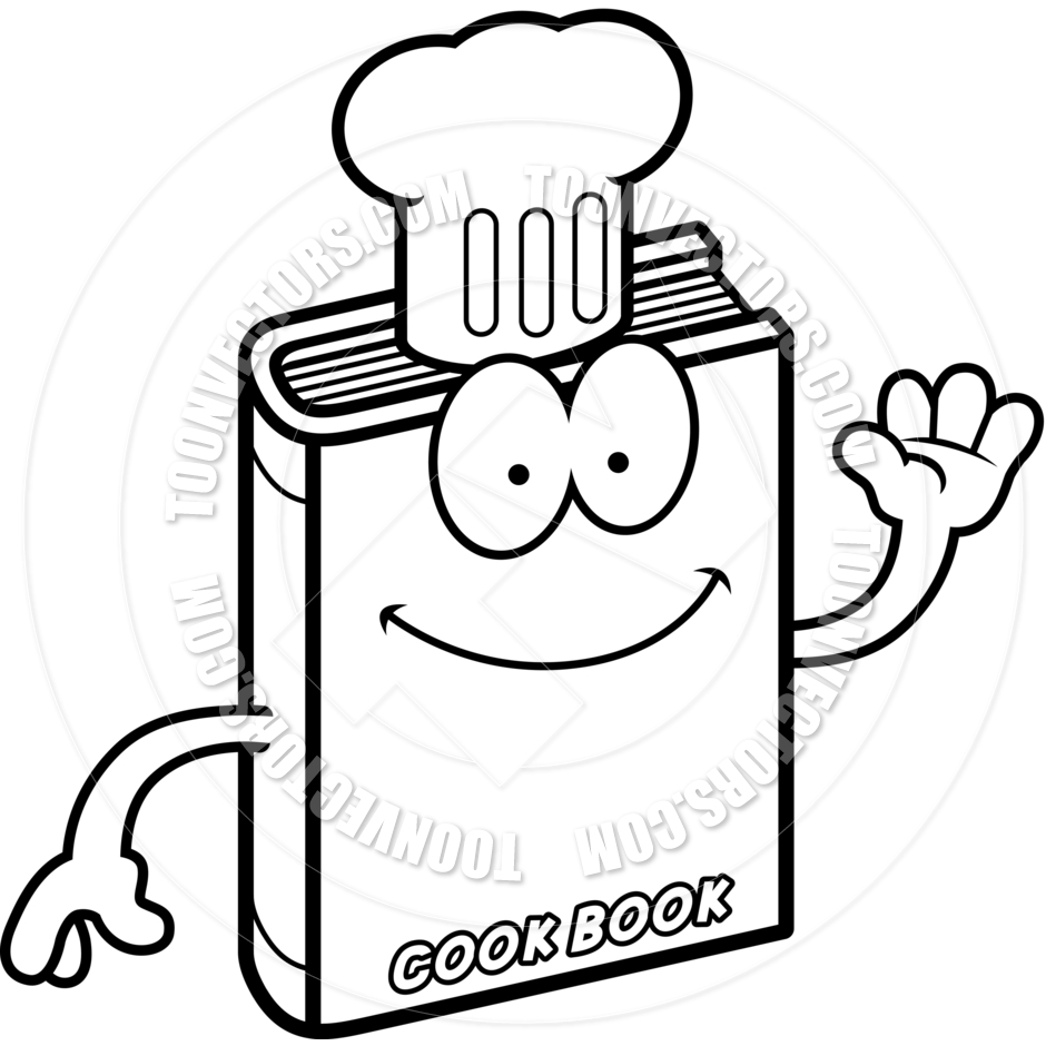 Recipe book cover clipart svg royalty free Recipe book clipart - ClipartFest svg royalty free