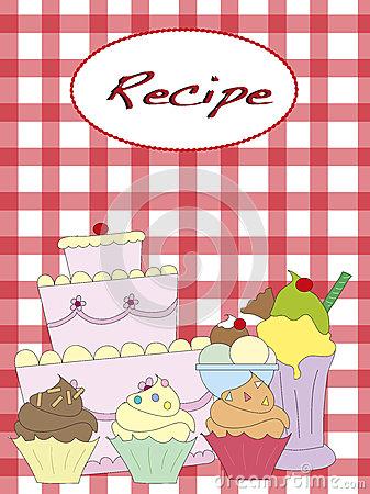 Recipe book cover clipart picture download Cookbook Covers Clipart - Clipart Kid picture download