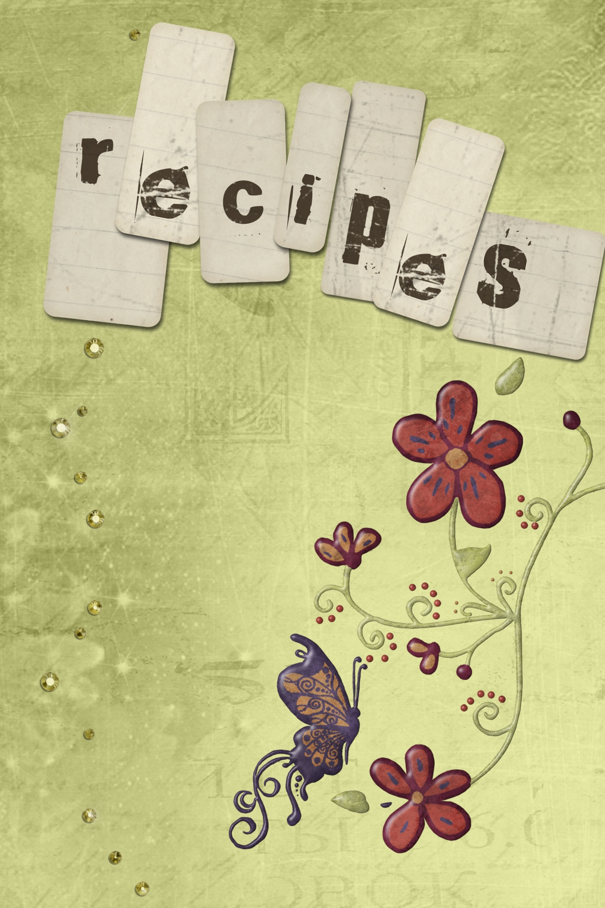 Recipe book cover clipart royalty free stock Cute recipe book cover clipart - ClipartFest royalty free stock