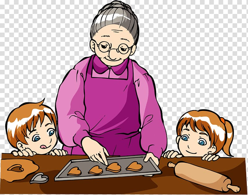Recipe for raising children cliparts png royalty free library Wat Recipe Eintopf Cooking Grandparent, grandma transparent ... png royalty free library