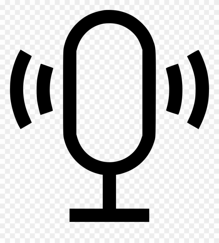 Recoding clipart jpg transparent download Recording Speech Recognization Voice Recorder Input - Sound ... jpg transparent download