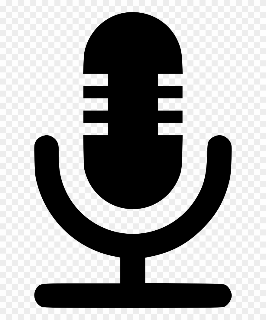 Recording Symbol Png - Voice Recorder Icon Png Clipart ... graphic freeuse stock
